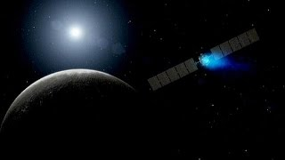 Uzay aracı Dawn Ceres'in yörüngesine yerleşti