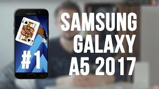 Samsung Galay A5 2017 - zady i walety