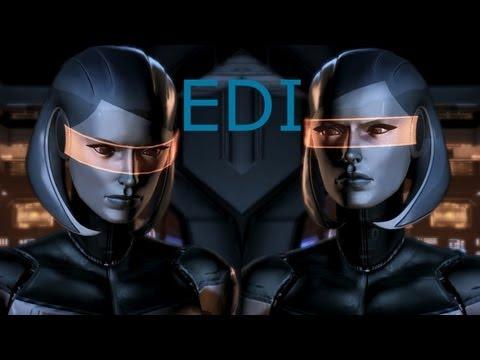 Mass Effect - Speak To Me: EDI (видео)