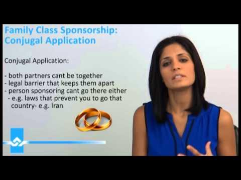 Conjugal Sponsorship Application Video