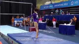 Video Malaysian gymnast Farah Ann Abdul Hadi's gold medal performance at the 28th SEA Games. MP3, 3GP, MP4, WEBM, AVI, FLV Agustus 2017