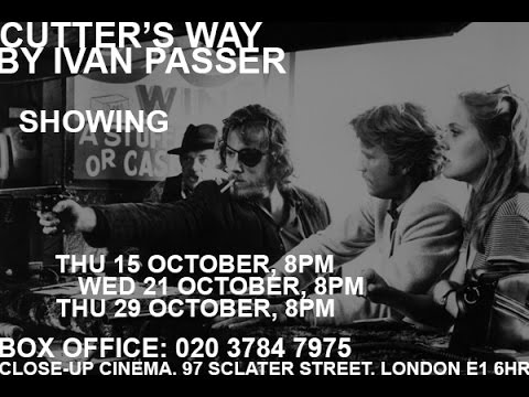 Cutter's Way (1981) Trailer