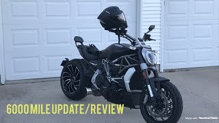 7. Ducati Xdiavel 6000 Mile Review