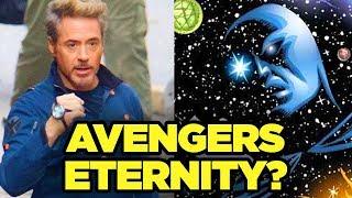 Avengers ETERNITY? Avengers 4 Title Teaser! #NewRockstarsNews
