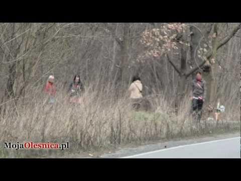Oleśnica - Prostytutki na trasie ostrowskiej