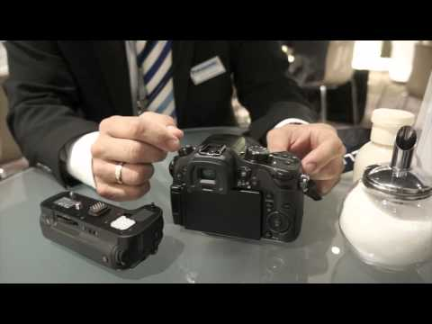 GH3 – Interview at with Panasonic Senior Product Manager Markus Matthes at Photokina 2012