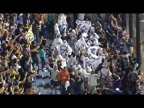 IN'B'ASION FANTASMA EN LA BOMBONERA - La 12 - Boca Juniors