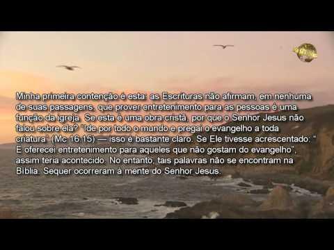 C. H. Spurgeon - O Evangelho do Entretenimento.