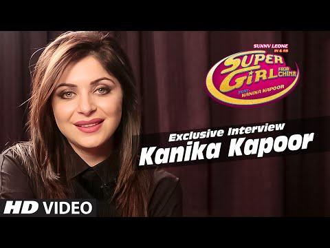 Kanika Kapoor's Exclusive Interview   SUPER GIRL F