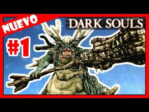 Dark Souls Remastered guia: TUTORIAL Y SANTUARIO DE ENLACE - EP.1