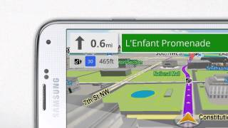 GPS Navigation & Maps Sygic YouTube video