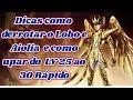 Saint Seiya Online - Dicas como derrotar o Lobo e Aiolia  e como upar do  LV 25 ao 30 Rápido