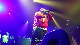 Raekwon LIVE! in Philly with Wu Tang Clan