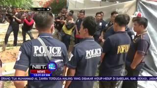 Video Polres Metro Bekasi Bongkar Makam Zoya - NET12 MP3, 3GP, MP4, WEBM, AVI, FLV Desember 2017