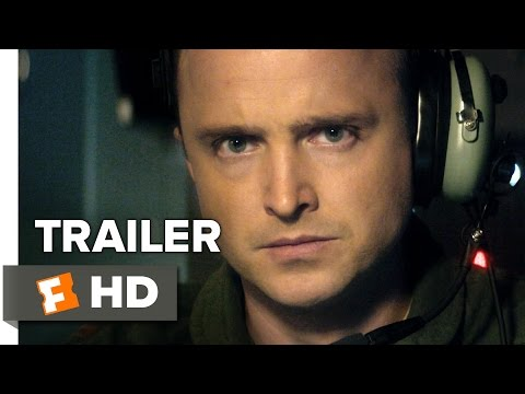 Eye in the Sky Official Trailer With Aaron Paul And Helen