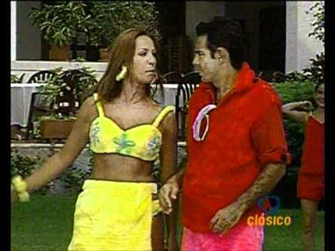 Eugenio Derbez presenta a el Diablito en La jugada olímpica.