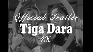 Video Tiga Dara | Official Trailer #TigaDara4K MP3, 3GP, MP4, WEBM, AVI, FLV Februari 2018