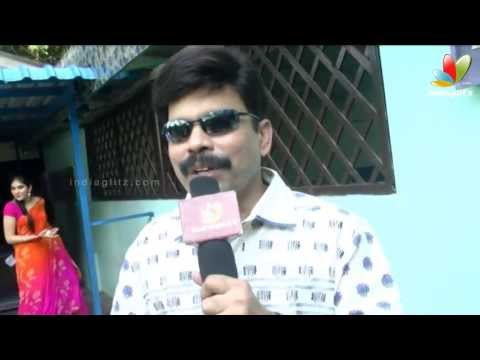 Power Star at Summa Nachunu Iruku team Interview | Srinivasan comedy | Tamil Movie