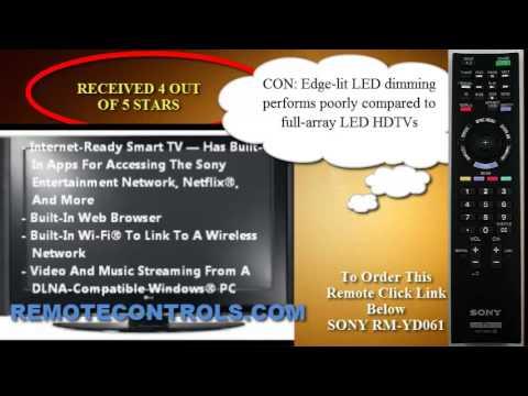 Review Sony 3D LED TV - KDL-46HX729, KDL-55HX729