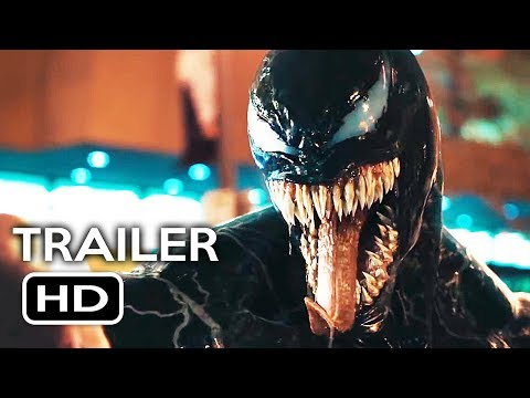 Venom Official Trailer #2 (2018) Tom Hardy Marvel Movie HD