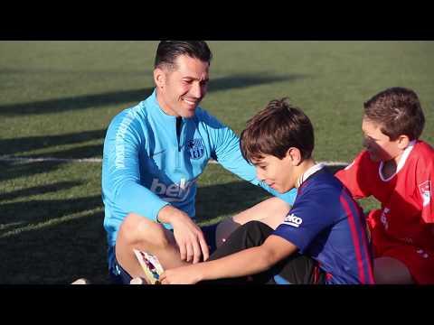 Luis Garcia Scotiabank FCBarcelona