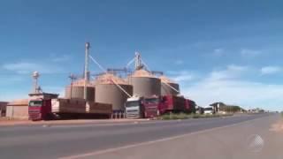 Vídeo: Mais de 600 pneus de caminhões são roubados por mês no oeste da Bahia