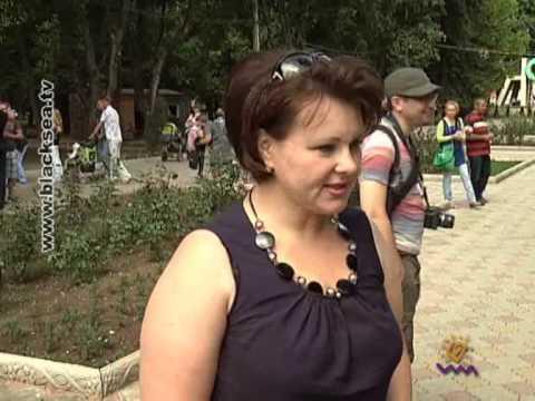 Парад колясок прошел в крымской столице