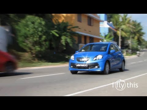 Honda Brio Review by iflythis