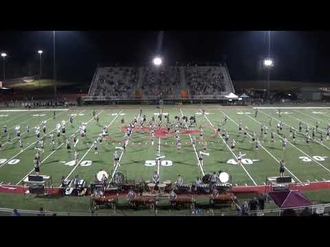 North Paulding Marching Band 9/11/20