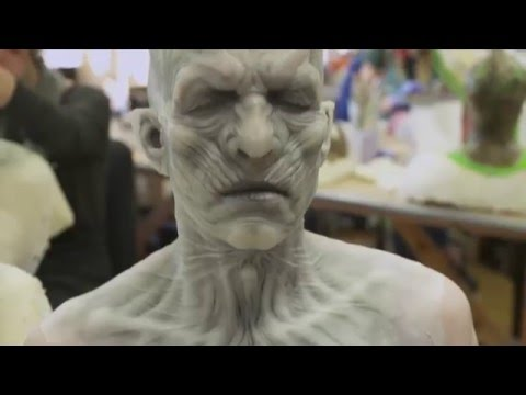 An Inside Look at How the Amazing Prosthetics Were Made for Season Six of Game of
