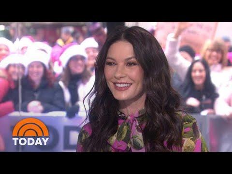 Catherine Zeta-Jones Talks 'Queen America' And Husband Michael Douglas | TODAY