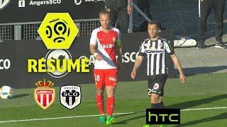 Revivez les meilleurs moments de Angers SCO - AS Monaco (0-1) en vidéo. Ligue 1 - Saison 2016/2017 - 32ème journée Stade Jean Bouin - samedi 8 avril 2017 But...