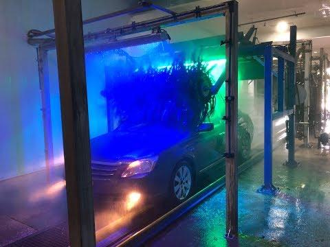 Rich's Car Wash: Mobile University Blvd Site видео