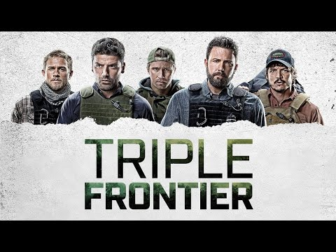 Latest Hollywood Movie TRIPLE FRONTIER in Hindi 2020 II New Hollywood Hindi dubbed movies 2020