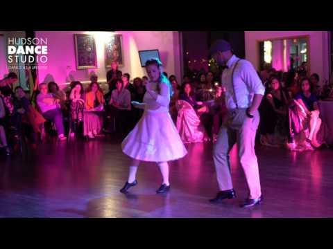 Lauren & Jonathan // Anniversary & Gala // Nov 2015 // Lindy Hop