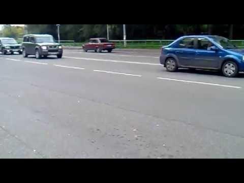 Trasporto eccezionale in Russia