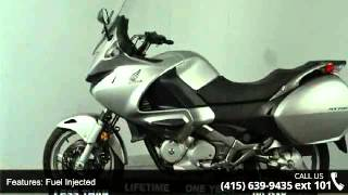 10. 2010 Honda NT700 Only 268 Miles! - SF Moto - San Francisc...