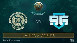 Colombia DotA vs SG, The International 2017 Qualifiers [Jam]