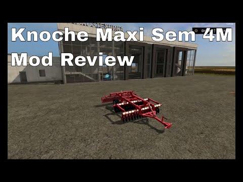 Knoche MAXI SEM 4m v1.0.0.0
