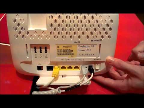 Vodafone Easybox 904 LTE Hands-On