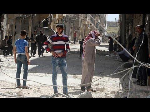 Συρία: Σφοδρές μάχες λίγο πριν ανοίξουν οι κάλπες