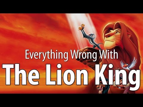 Everything Wrong With The Lion King