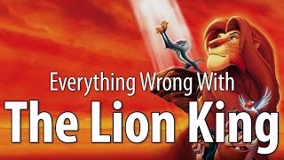 Everything Wrong With The Lion King In 13 Minutes Or Less