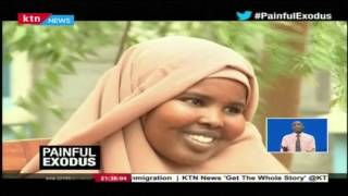 Painful Exodus 18th July 2016 [Part 2] Dadaab Refugees prepare to leave Kenya