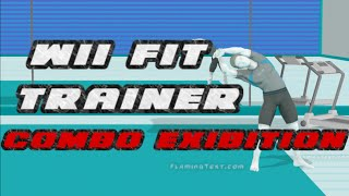Wii Fit Trainer – Combo Exibition
