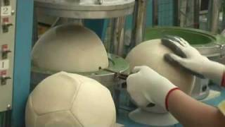 Video Adidas JABULANI BAll production- official ball FIFA World Cup 2010 in South Africa MP3, 3GP, MP4, WEBM, AVI, FLV Oktober 2017