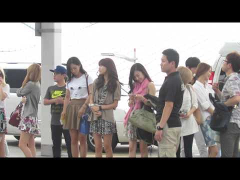 130719 Incheon to Taiwan (видео)