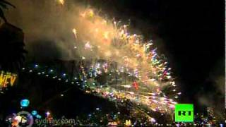 Oz-some Show: Video of Sydney's spectacular New Year fireworks