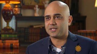 Meet Pulitzer Prize-winning playwright Ayad Akhtar