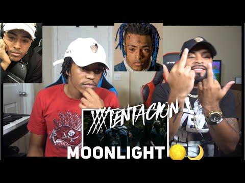 XXXTENTACION - MOONLIGHT (OFFICIAL MUSIC VIDEO)   FVO Reaction